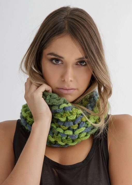 Chunky Cowl Knit Pattern